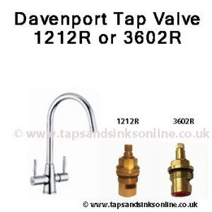 Davenport Tap Valve