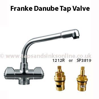 franke danube tap valve