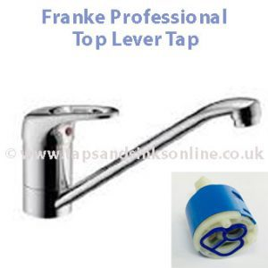 Franke Professional Top Lever Tap Cartridge 1229R