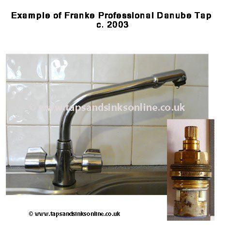Franke Professional Danube Tap c 2003