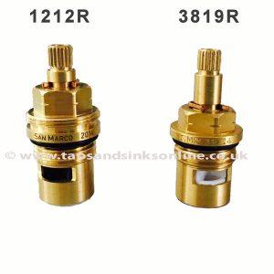 1212R Valve and 3819R Valve