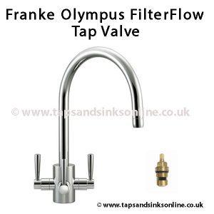 Franke Olympus FilterFlow Tap Valve