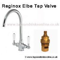 Reginox Elbe Tap Valve
