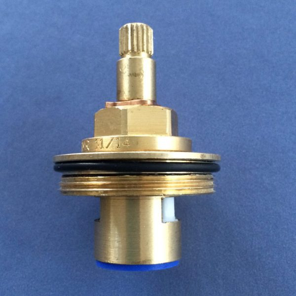 3819R and 3408R brass bush together