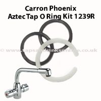 Carron Phoenix Aztec O Ring Kit 1239R