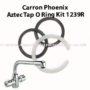Carron Phoenix Aztec O Ring Kit 1239R