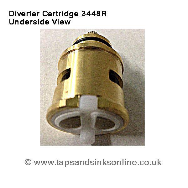 Diverter-Cartridge-3448R-underside-view