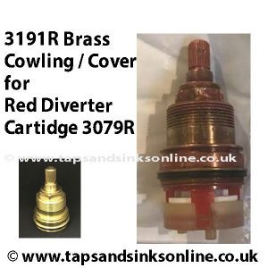 Example of Old 3191R Brass Cowling