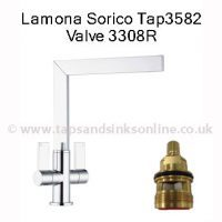 Lamona Sorico Tap3582 Valve 3308R