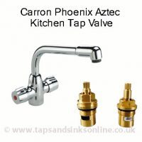 Carron Phoenix Aztec Kitchen Tap Valve
