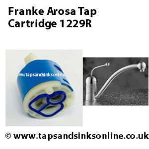 Franke Arosa Tap Cartridge 1229R