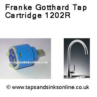 Franke Gotthard Tap Cartridge 1202R