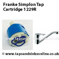 Franke Simplon Tap Cartridge 1229R