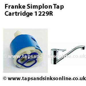 Franke Simplon Tap Cartridge 1229R