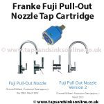 Franke Fuji Pull Out Tap Cartridge