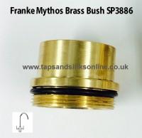 Franke Mythos Brass Bush SP3886