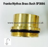 Franke Mythos Brass Bush SP3886