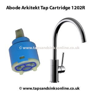 abode arkitekt  Tap Cartridge 1202R