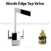 Abode Edge Monobloc Tap Valve