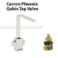 Carron Phoenix Qubix Tap Valve