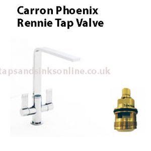 Carron Phoenix Rennie Tap Valve
