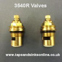 3540R Valves (Pair Shown here)