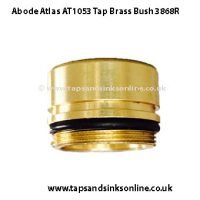 Abode Atlas AT1053 Tap Brass Bush 3868R