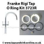 Franke Rigi O Ring Kit 3723R
