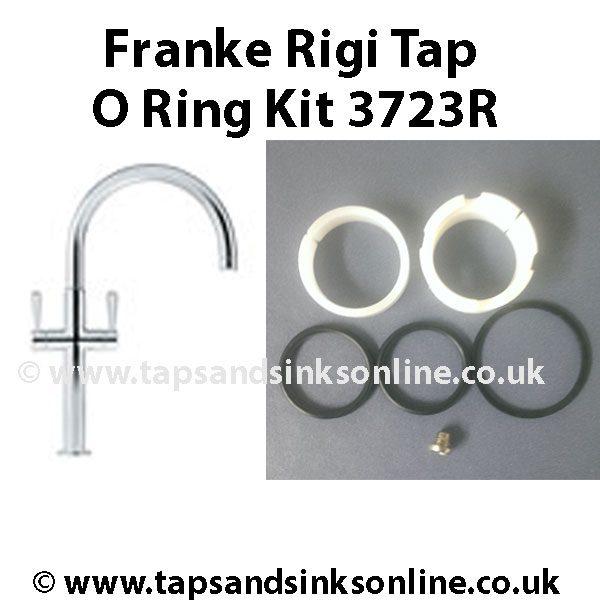 Franke Rigi O Ring Kit 3723R