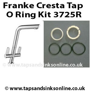 Franke Cresta O Ring Kit 3725R