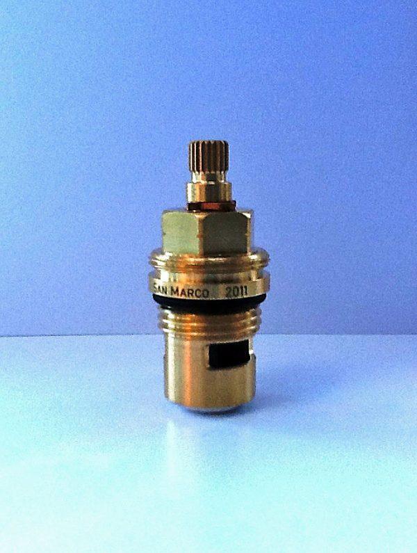 Hot valve 1212R