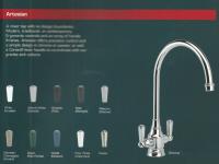 artesian handle options colours