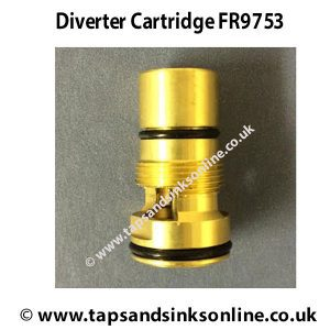 Diverter Cartridge FR9753