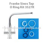 Franke Sinos Tap O Ring Kit