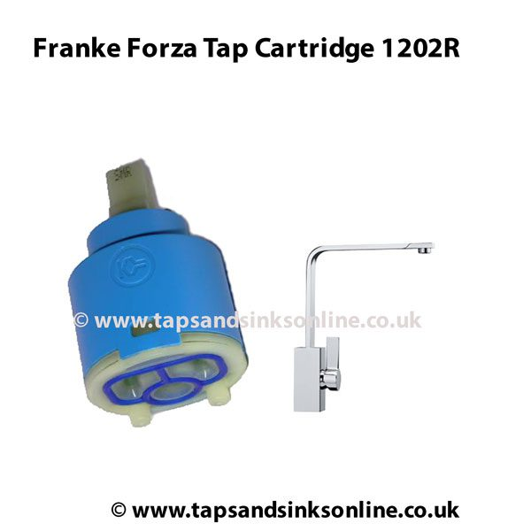 ... Spare Parts by Brand ? Franke Forza Single Lever Tap Cartridge 1202R