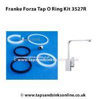 Franke Forza Tap O Ring Kit 3527R