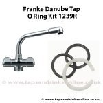 Franke Danube Tap O Ring Kit 1239R