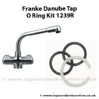 Franke Danube Tap O Ring Kit 1239R