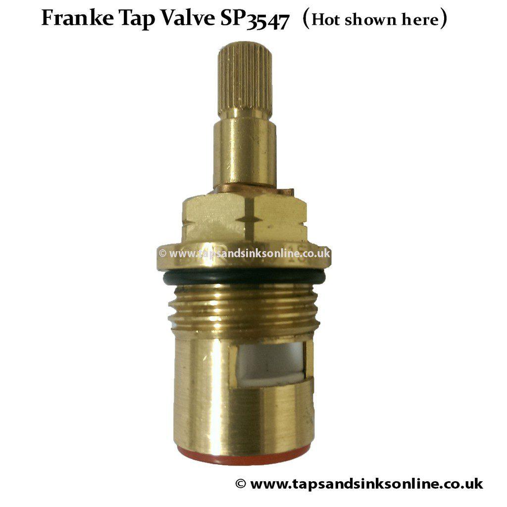 Franke Tap Valve SP3547