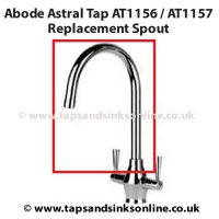 Abode Astral AT1156 AT1157 Spout