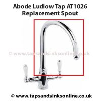 Abode Ludlow Tap AT1026 Spout