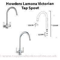 Howdens Lamona Victorian Tap Spout