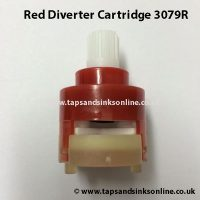 Red Diverter Cartridge 3079R