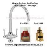 Abode Gosford Aquifier Tap Cold Diverter