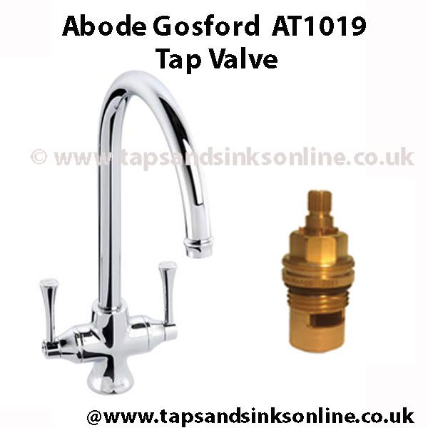 Abode Gosford Tap AT1019 Valves