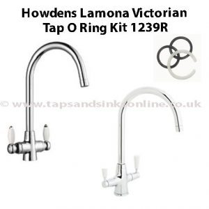 Howdens Lamona Victorian Tap O Ring Kit