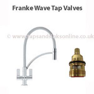 Franke Wave Tap Valve