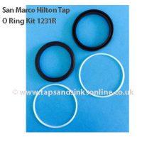 San Marco Tap Hilton O Ring Kit 1231R