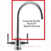 Lamona Garda Tap3521 Spout 3926R-CH