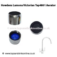 Lamona Victorian Tap4801 Aerator